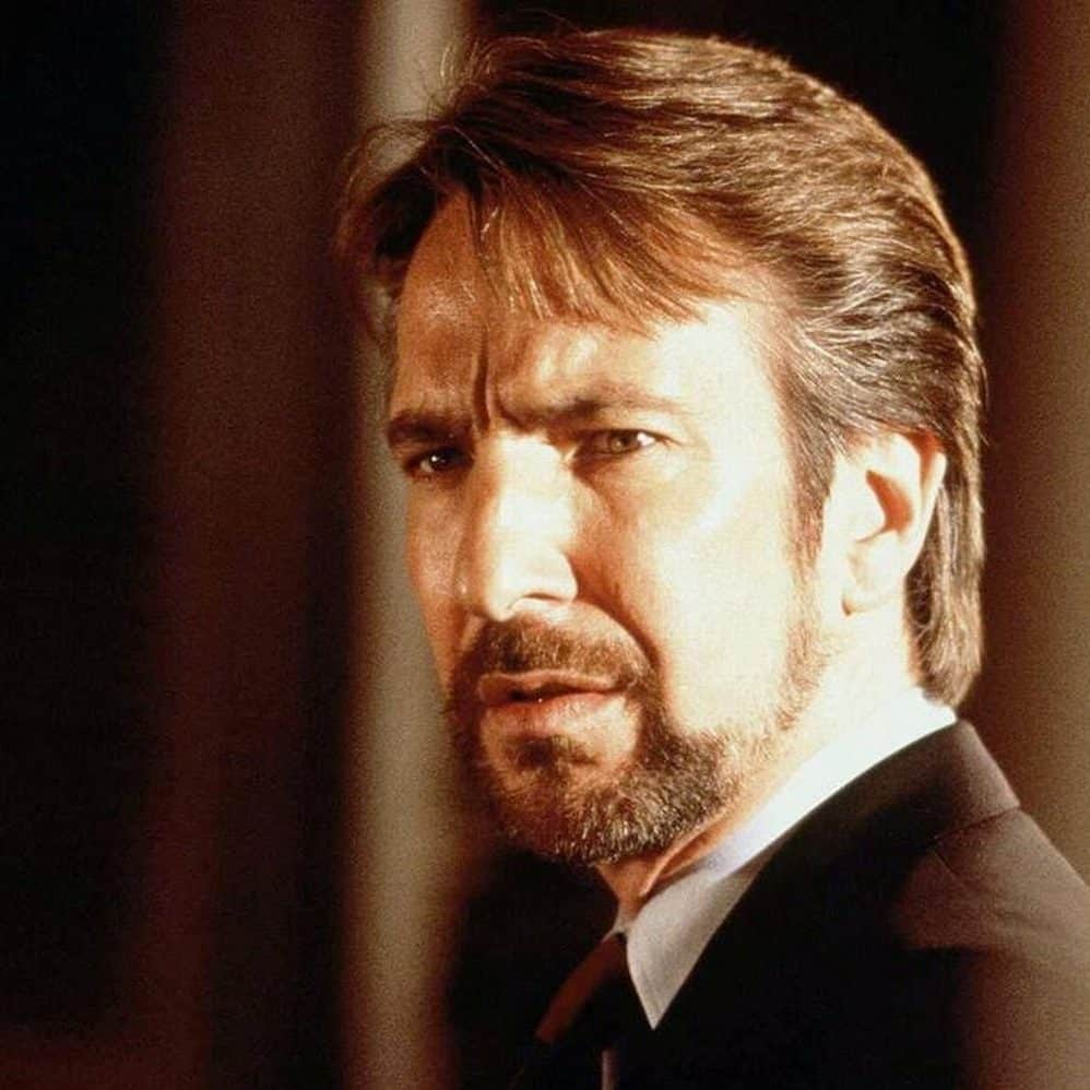 Alan Rickman Hans Gruber e1571670130141 20 Facts About The Fugitive That Might Have Escaped You