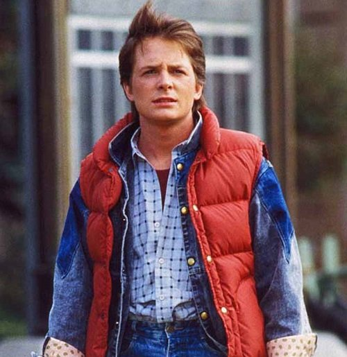 Back To The Future Marty Mcfly Vest 20 Hilariously Negative Reviews Of Classic Movies