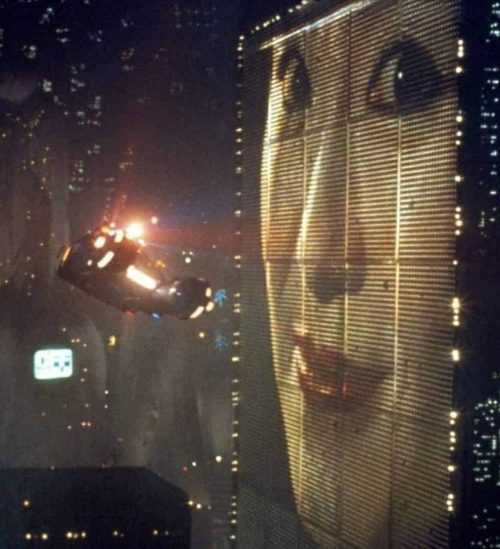 Blade Runner flying car e1570274022612 20 Facts You People Wouldn't Believe About 1982's Blade Runner
