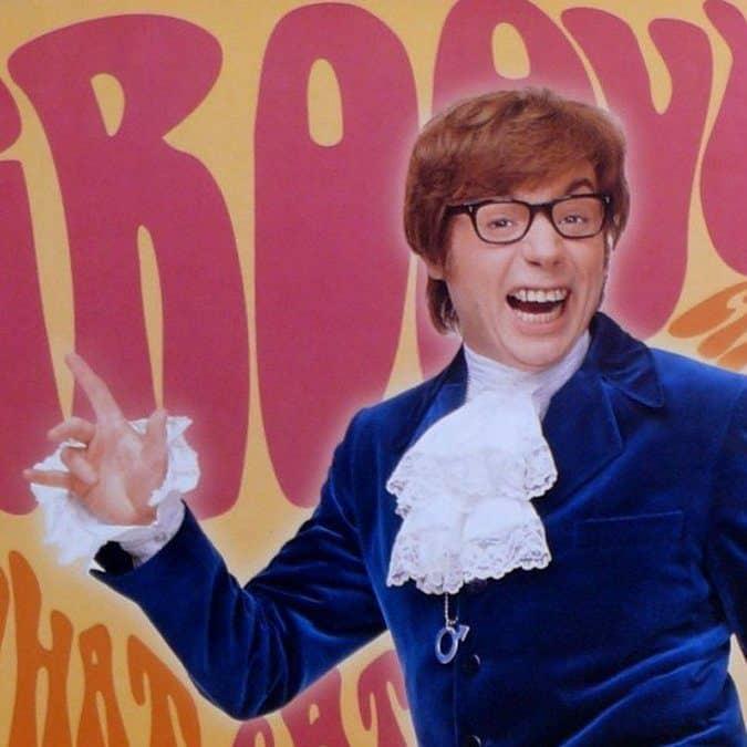 CWbDli5WUAETqTw e1572274806325 20 Groovy Truths You Probably Never Realized About Austin Powers: International Man Of Mystery!