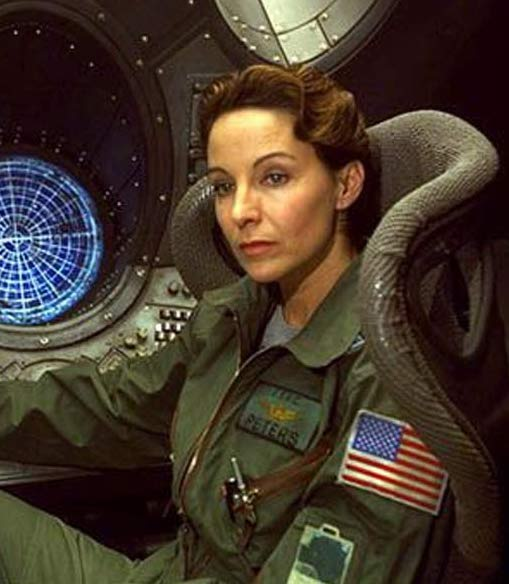 Event Horizon Peters Kathleen Quinlan Flight Suit and T Shirt Event Horizon: 20 Things You Never Knew About THE Cult Sci-Fi Horror