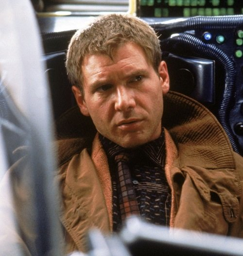 Ford blade runner 2 20 Facts You People Wouldn't Believe About 1982's Blade Runner