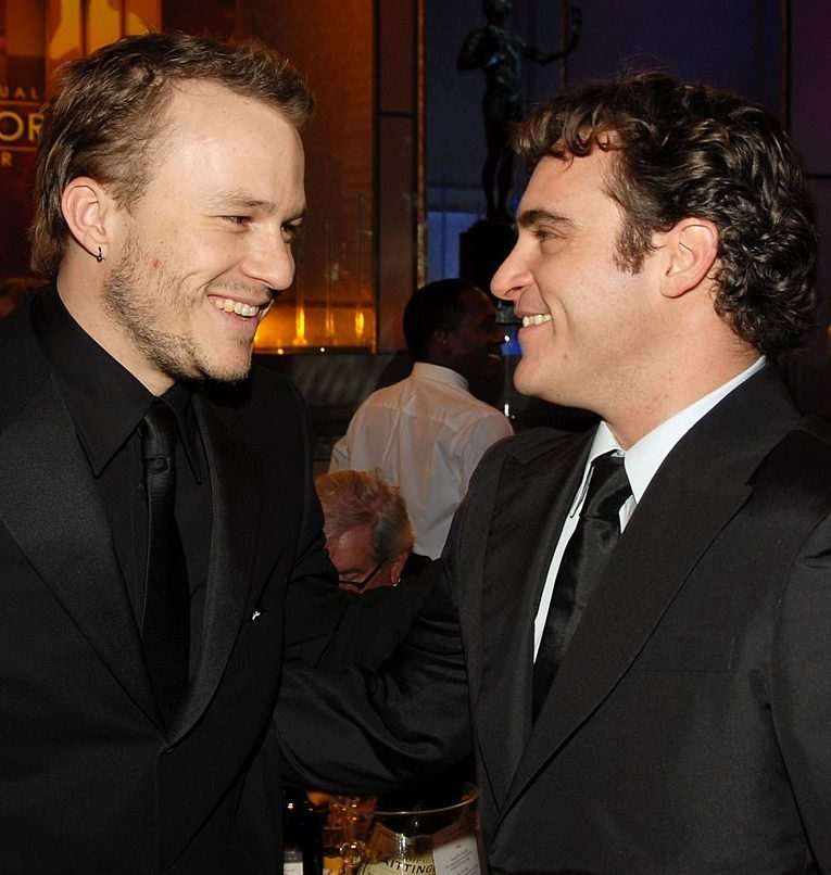 Heath Ledger and Joaquin Phoenix 1024x807 e1571143288594 The 20 Biggest Ways Joker Breaks the Superhero Mold