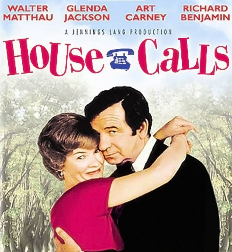House Calls 1978 film images c19fbc51 8726 4add aa59 fca175b6830 e1571670053530 20 Facts About The Fugitive That Might Have Escaped You