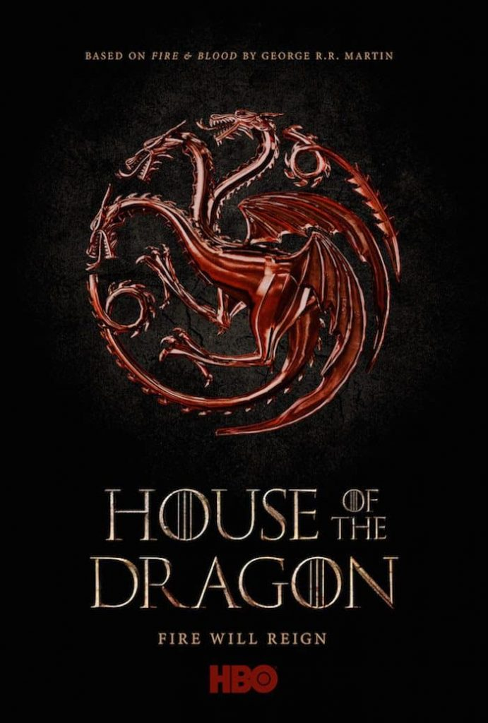 House of the Dragon 700x1037 1 New Game Of Thrones Prequel Series House Of The Dragon Commissioned By HBO