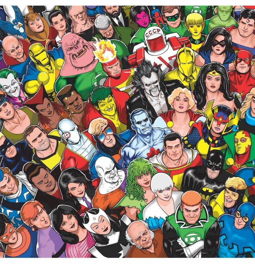 JLIO e1570442506193 Michael Keaton In Talks To Play Batman Again In New DC Movies
