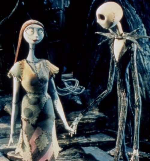 Jack Sally Nightmare Before Christmas 1 e1570281912672 The 10 Best Movies To Watch At Halloween