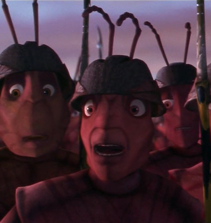 Mandibles Ant Troops 25 Movies We Should NEVER Have Been Allowed To Watch As Kids