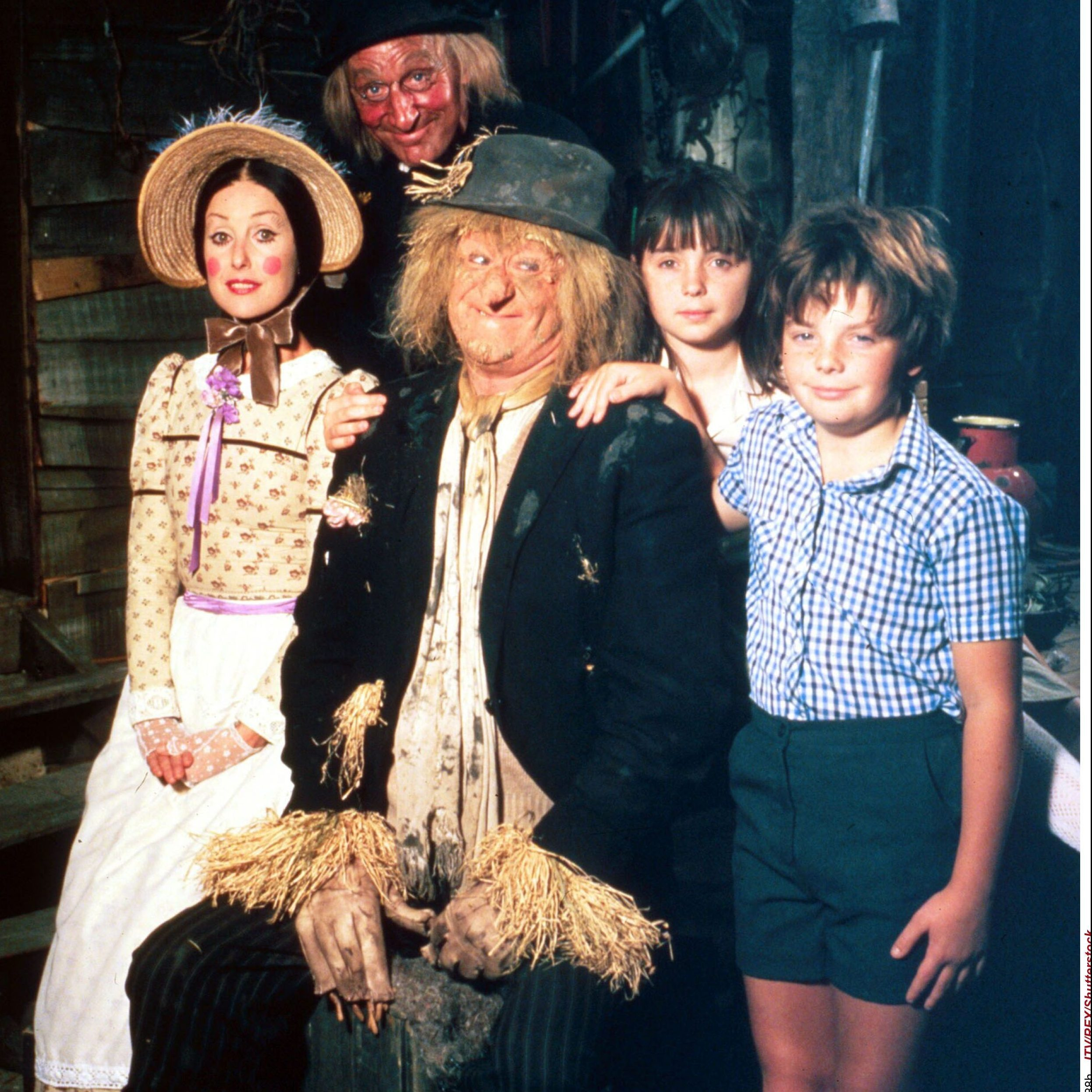 NINTCHDBPICT000472898153 e1571742738435 Peter Jackson Did The Special Effects, And 19 Other Facts About Worzel Gummidge