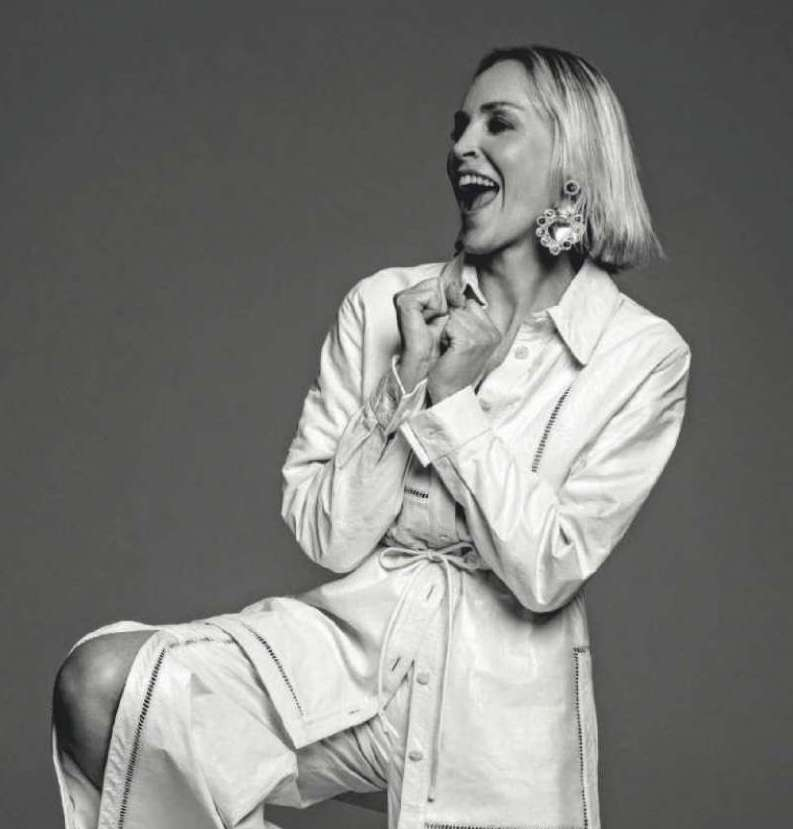 Sharon Stone Harpers Bazaar Espana 2019 04 20 Things You Probably Didn't Know About Sharon Stone