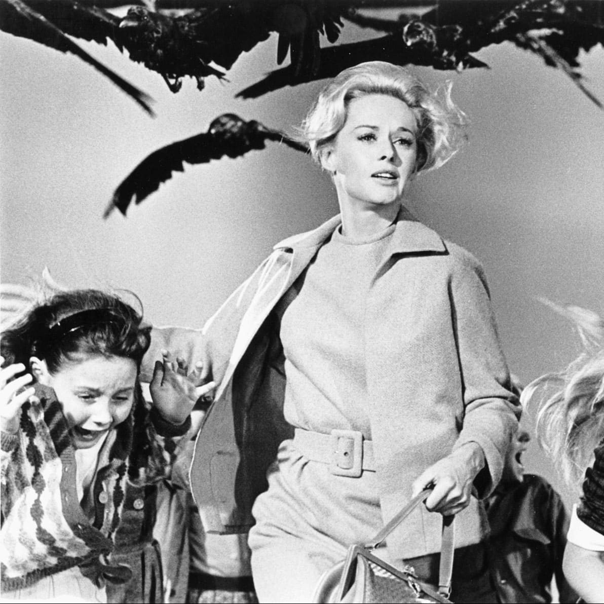 Tippi Hedren The Birds Alfred Hitchcock e1572603187613 These 20 Creepy Facts About Disney's Arachnophobia Definitely Have Legs