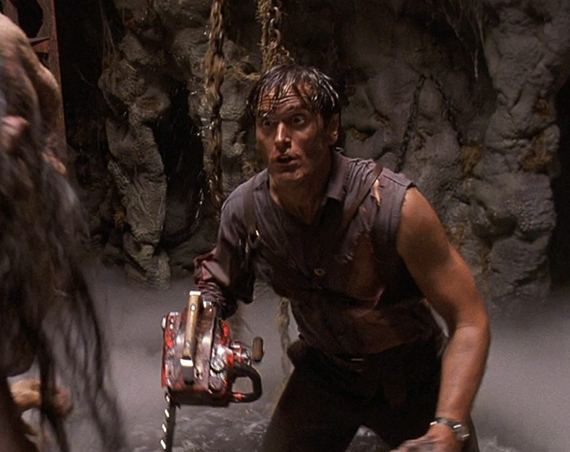 army of darkness bruce campbell ash e1616755840737 Bruce Campbell's Plastic Surgery and 19 Other Things You Didn't Know About Army of Darkness