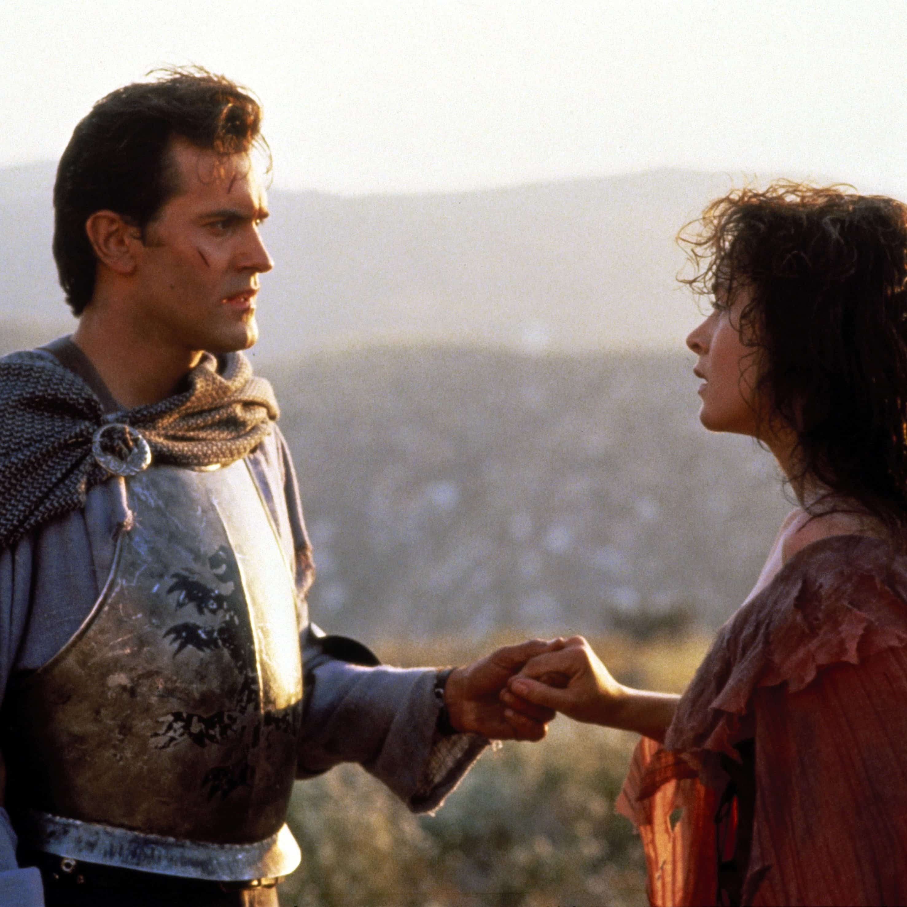 army of darkness 04 e1571835645310 Bruce Campbell's Plastic Surgery and 19 Other Things You Didn't Know About Army of Darkness