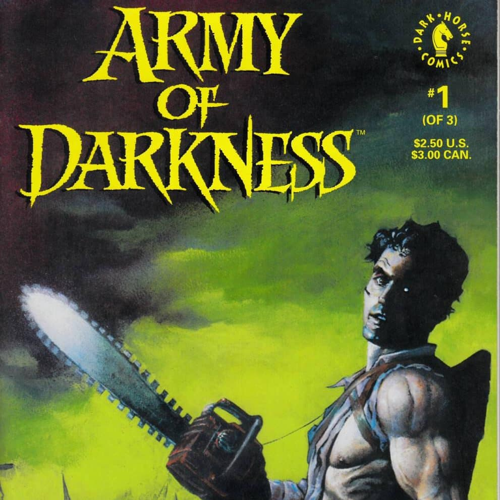 army of darkness 1 FNVF e1571844015141 Bruce Campbell's Plastic Surgery and 19 Other Things You Didn't Know About Army of Darkness