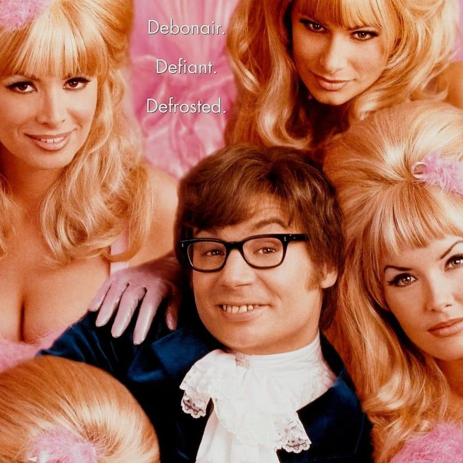 ausjul09 e1572278220336 20 Groovy Truths You Probably Never Realized About Austin Powers: International Man Of Mystery!