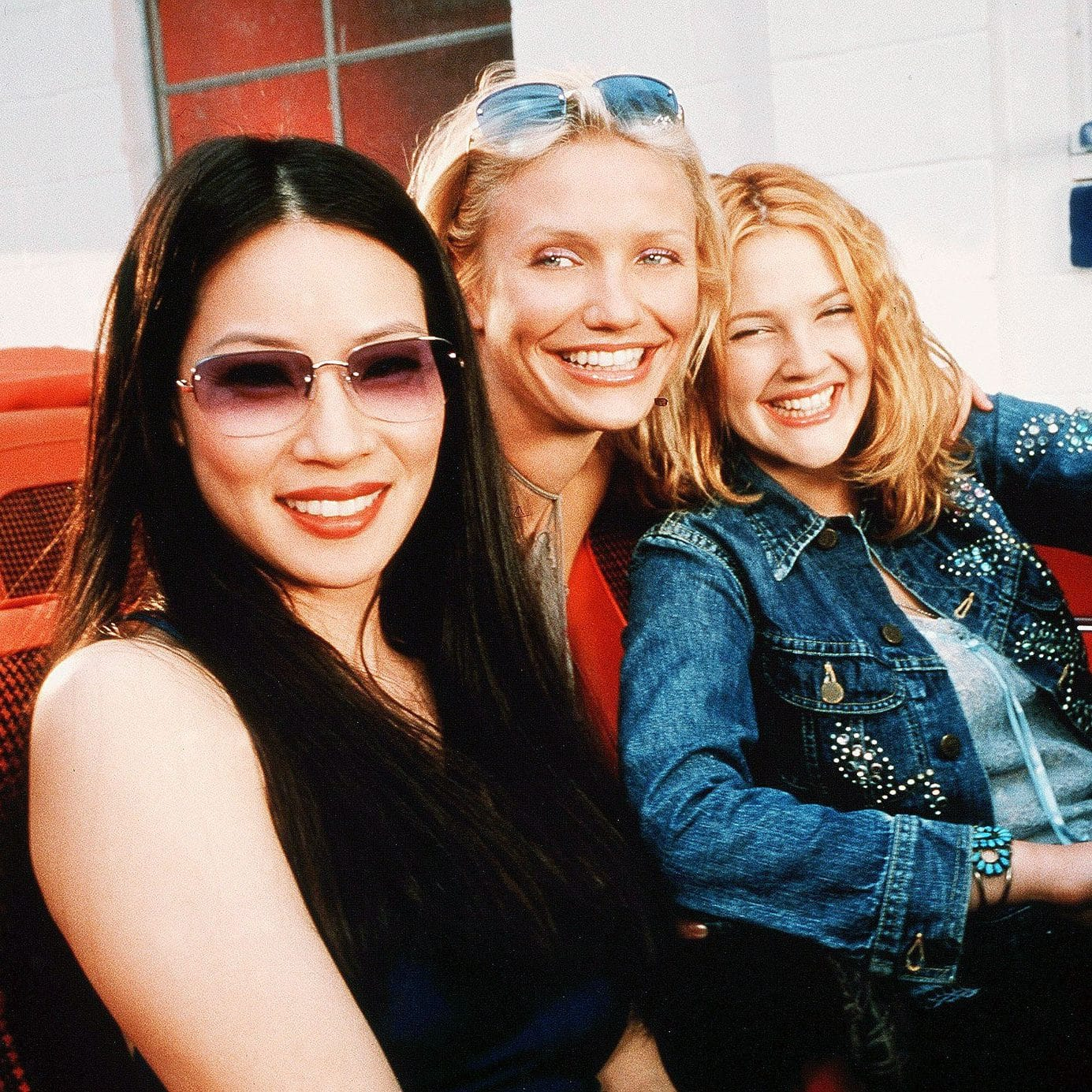 barrymore diaz charlies angels e1571826594875 20 Kick-Ass Facts About Charlie's Angels (2000)