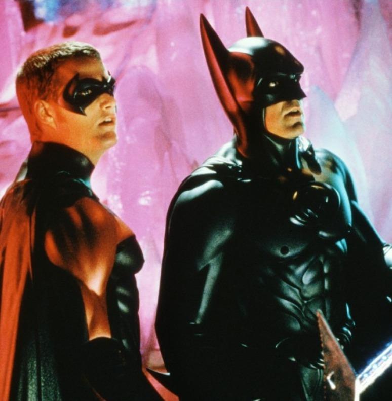 batman and robin still 1 Michael Keaton In Talks To Play Batman Again In New DC Movies