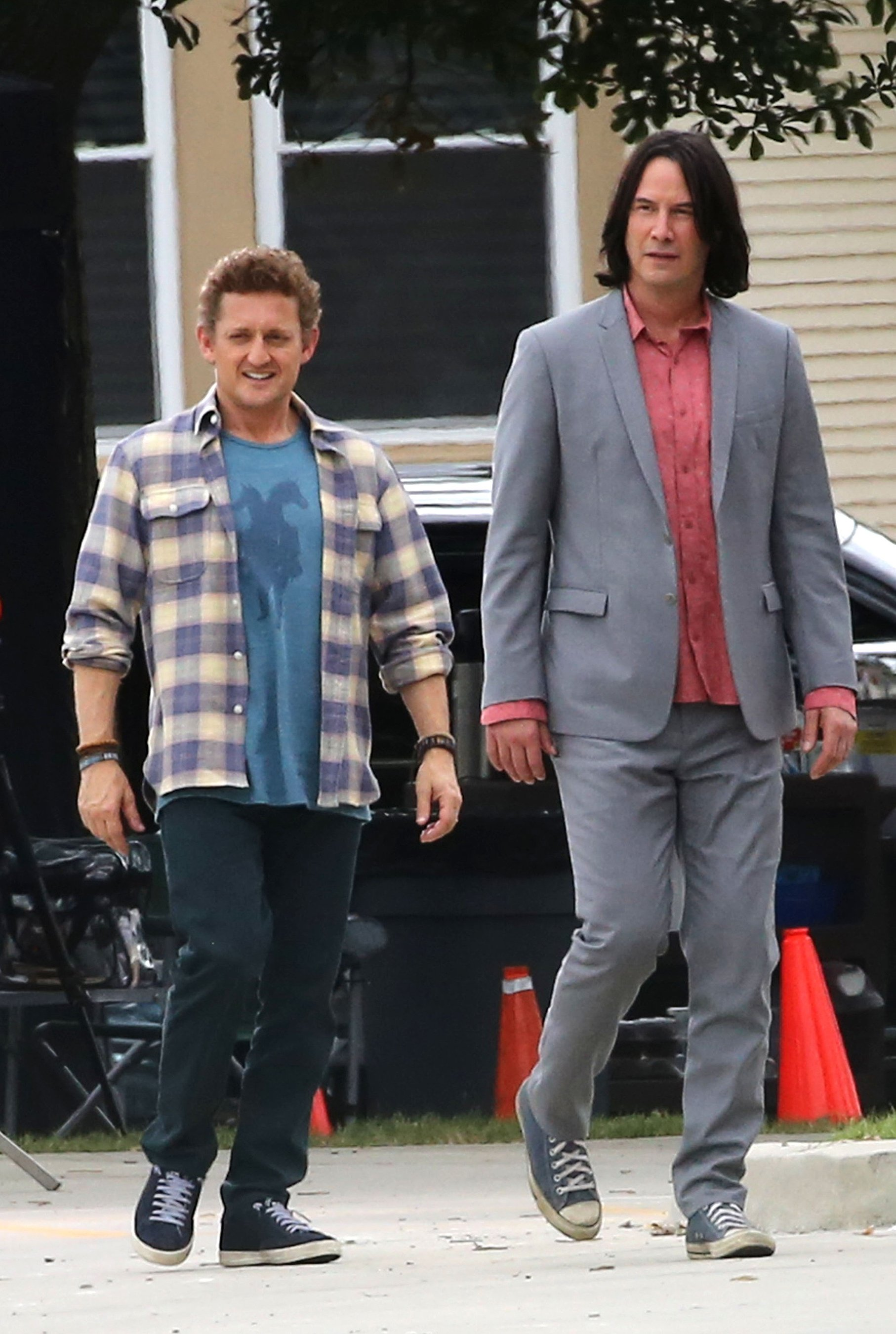 bill ted 3 25 Keanu Facts Only True Fans Know