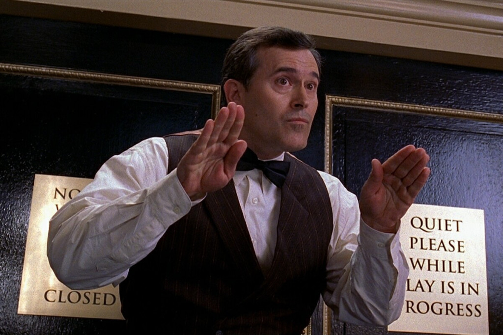 bruce campbell spider man 2 Bruce Campbell's Plastic Surgery and 19 Other Things You Didn't Know About Army of Darkness