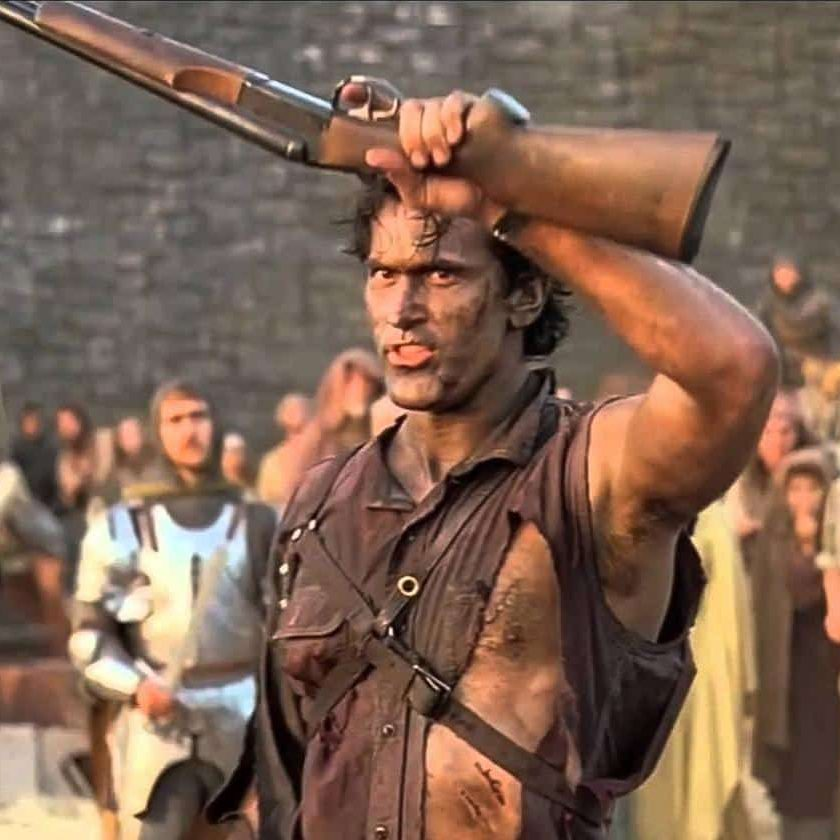 d81ae432 0913 496f 9b57 f6c743887011 e1571828499272 Bruce Campbell's Plastic Surgery and 19 Other Things You Didn't Know About Army of Darkness
