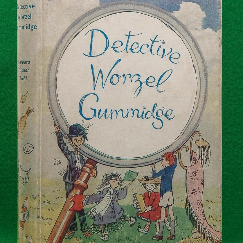 dbderbz books 3230 e1571738340766 Peter Jackson Did The Special Effects, And 19 Other Facts About Worzel Gummidge