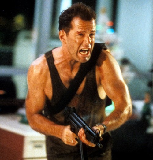 die hard bruce willis 20 Hilariously Negative Reviews Of Classic Movies