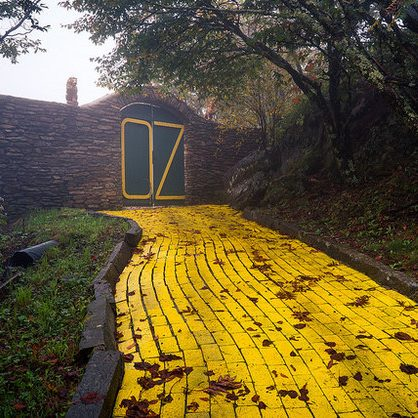 Yellow Brick Road Doesn't Shine Like It Used To