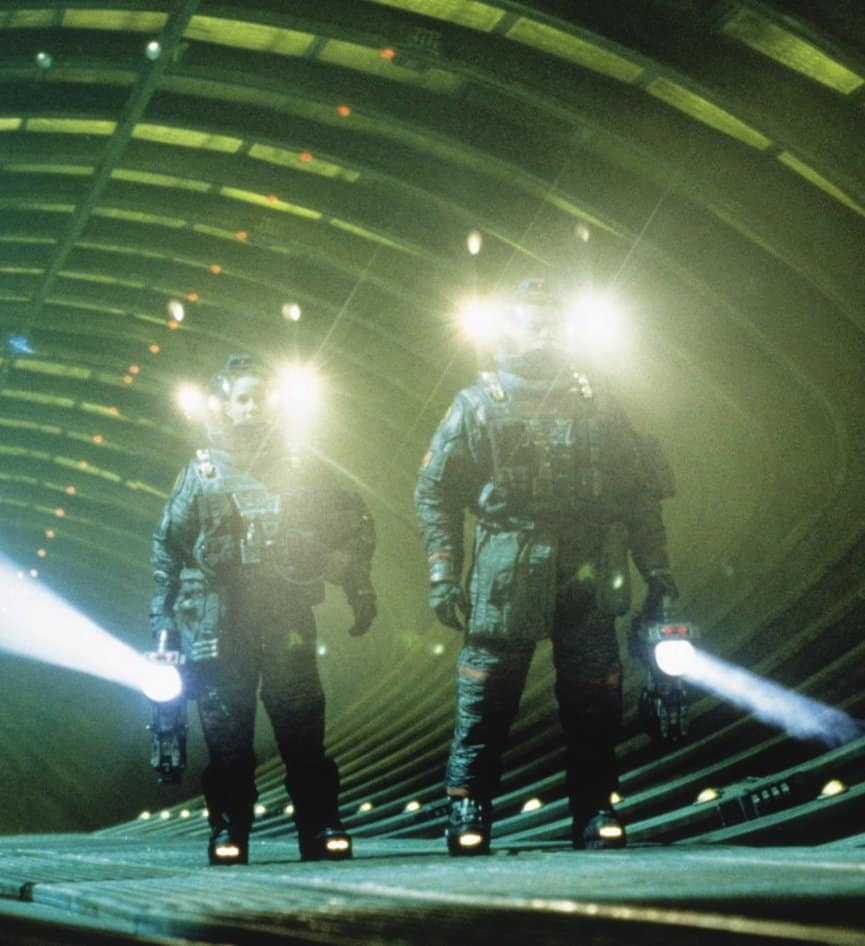 event horizon main Event Horizon: 20 Things You Never Knew About THE Cult Sci-Fi Horror