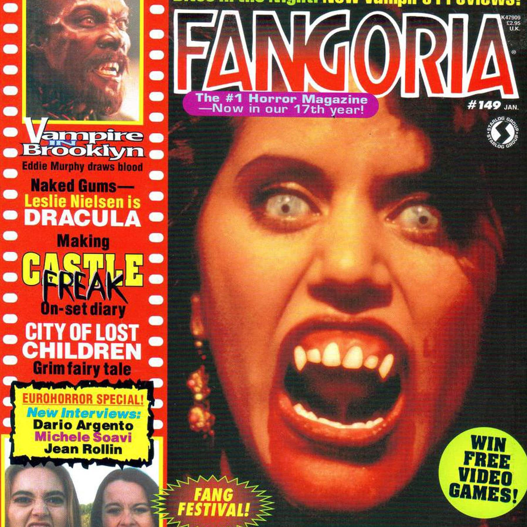 fangoria e1571835302276 Bruce Campbell's Plastic Surgery and 19 Other Things You Didn't Know About Army of Darkness