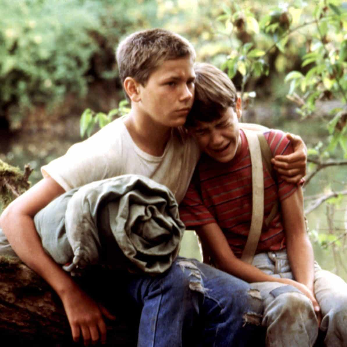film standbyme e1572533444611 25 Movies We Should NEVER Have Been Allowed To Watch As Kids