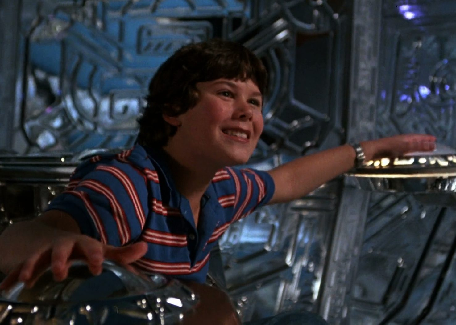 getaround e1621335744841 21 Things You Might Not Have Realised About Flight Of The Navigator