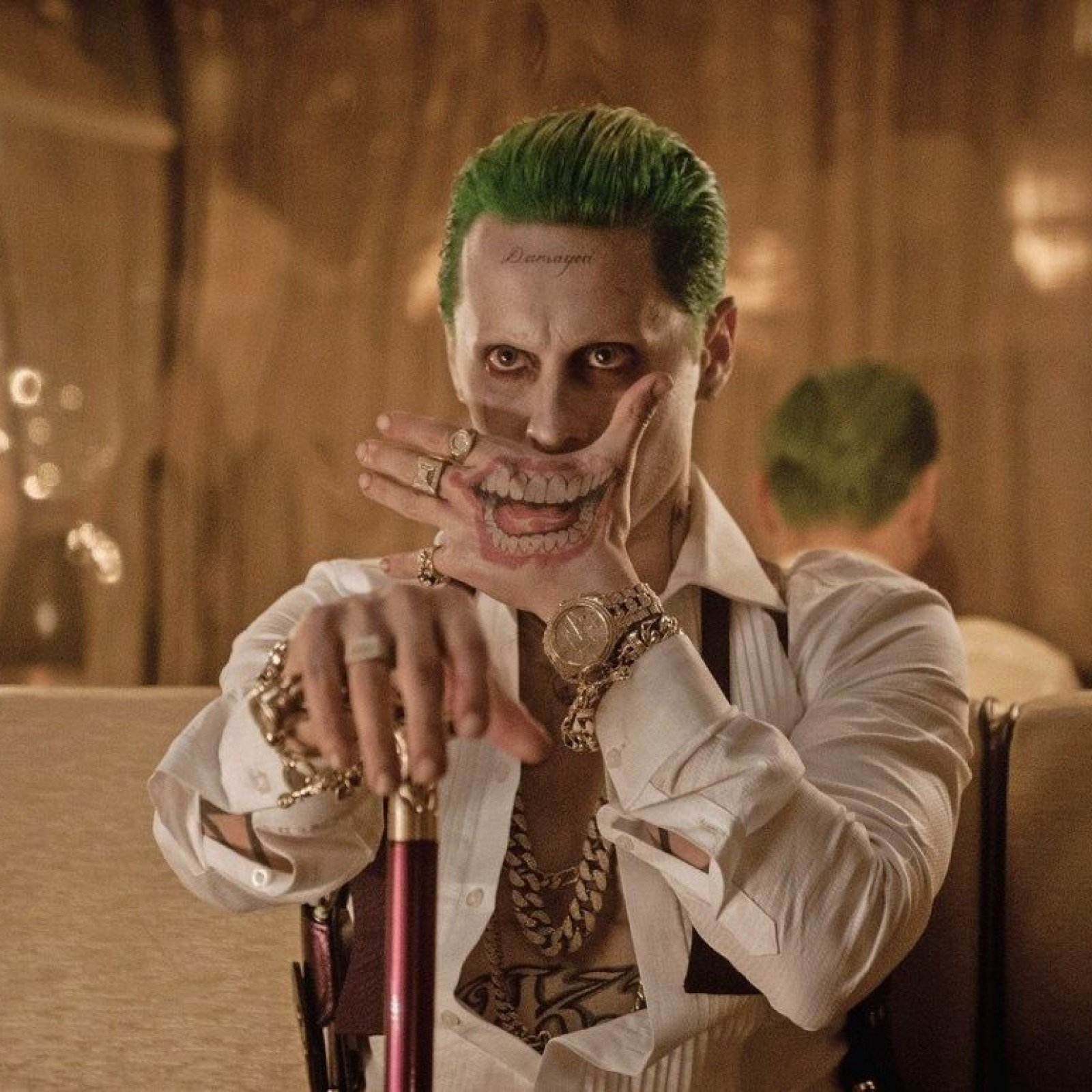 jared leto joker The 20 Biggest Ways Joker Breaks the Superhero Mold