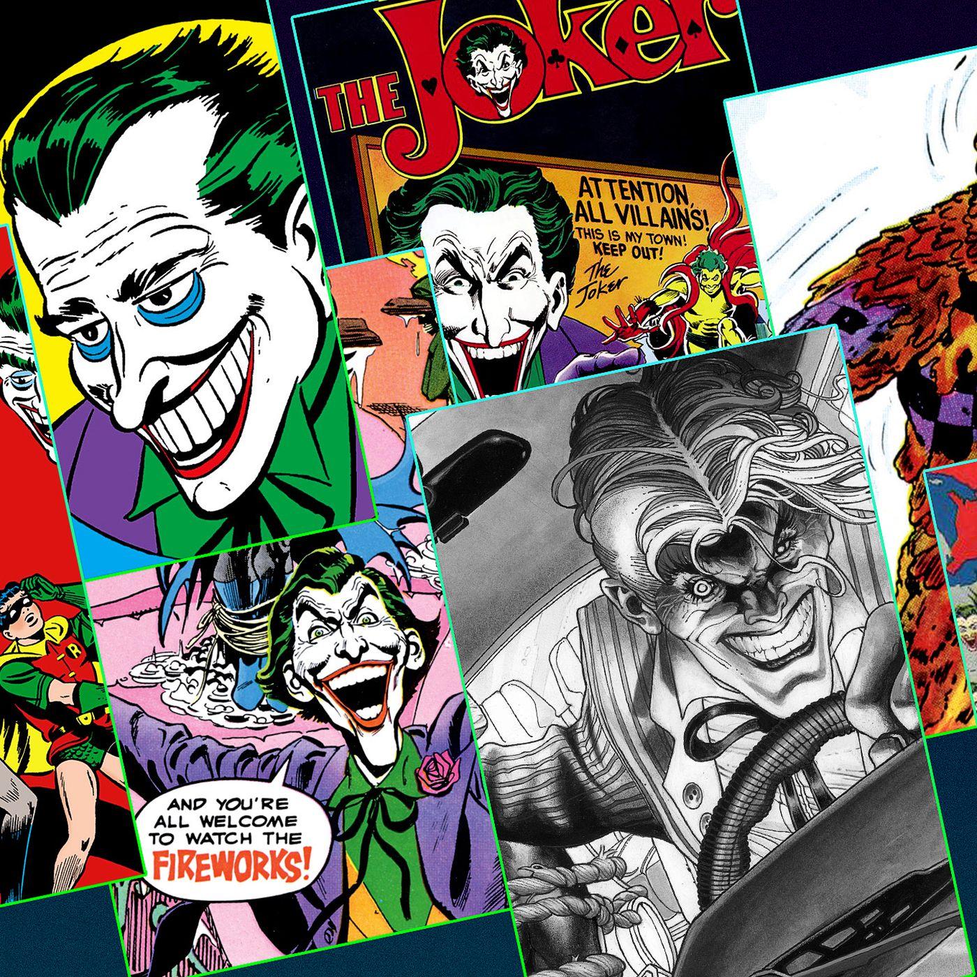 jbareham 191003 0958 joker comics The 20 Biggest Ways Joker Breaks the Superhero Mold