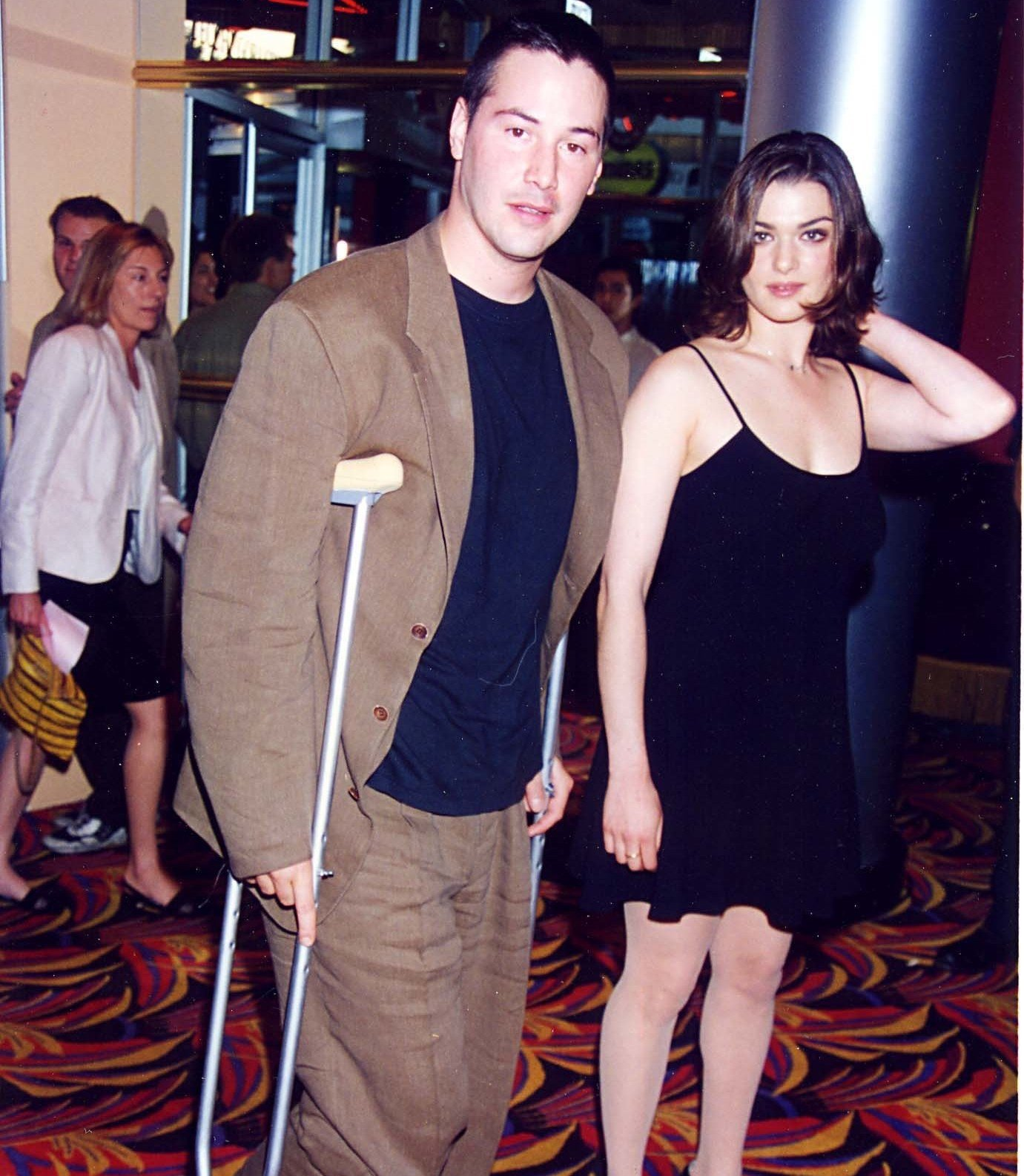 keanu reeves 1996 25 Keanu Facts Only True Fans Know