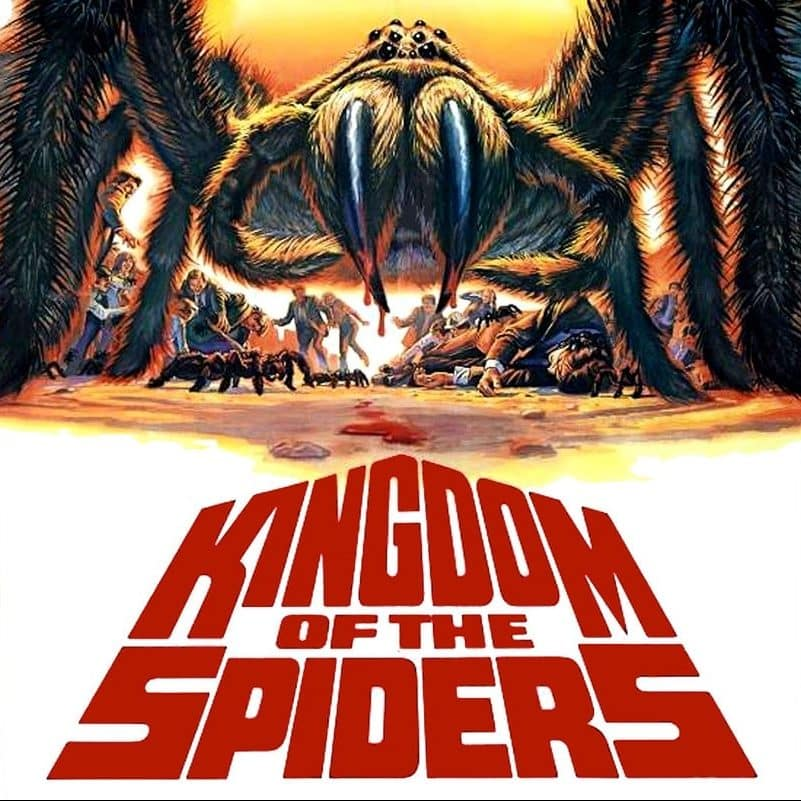 kingdomofspiders2poster e1572616229356 These 20 Creepy Facts About Disney's Arachnophobia Definitely Have Legs