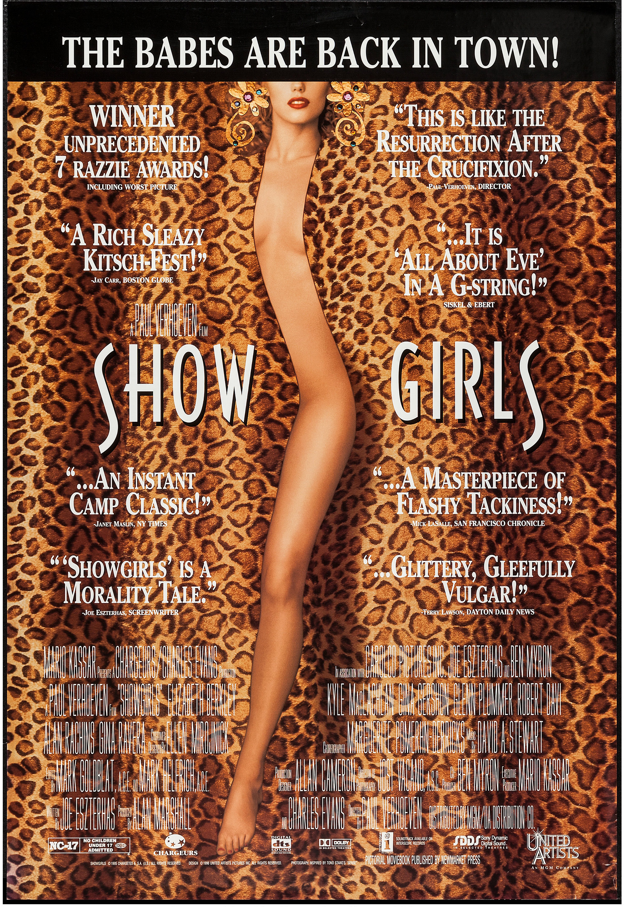 lf 1 20 Show-Stopping Facts About 1995's Showgirls