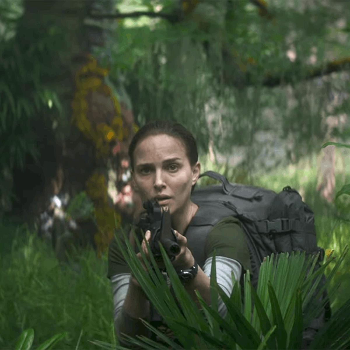 natalie portman stars in annihilation The Best Movies On Netflix In 2019