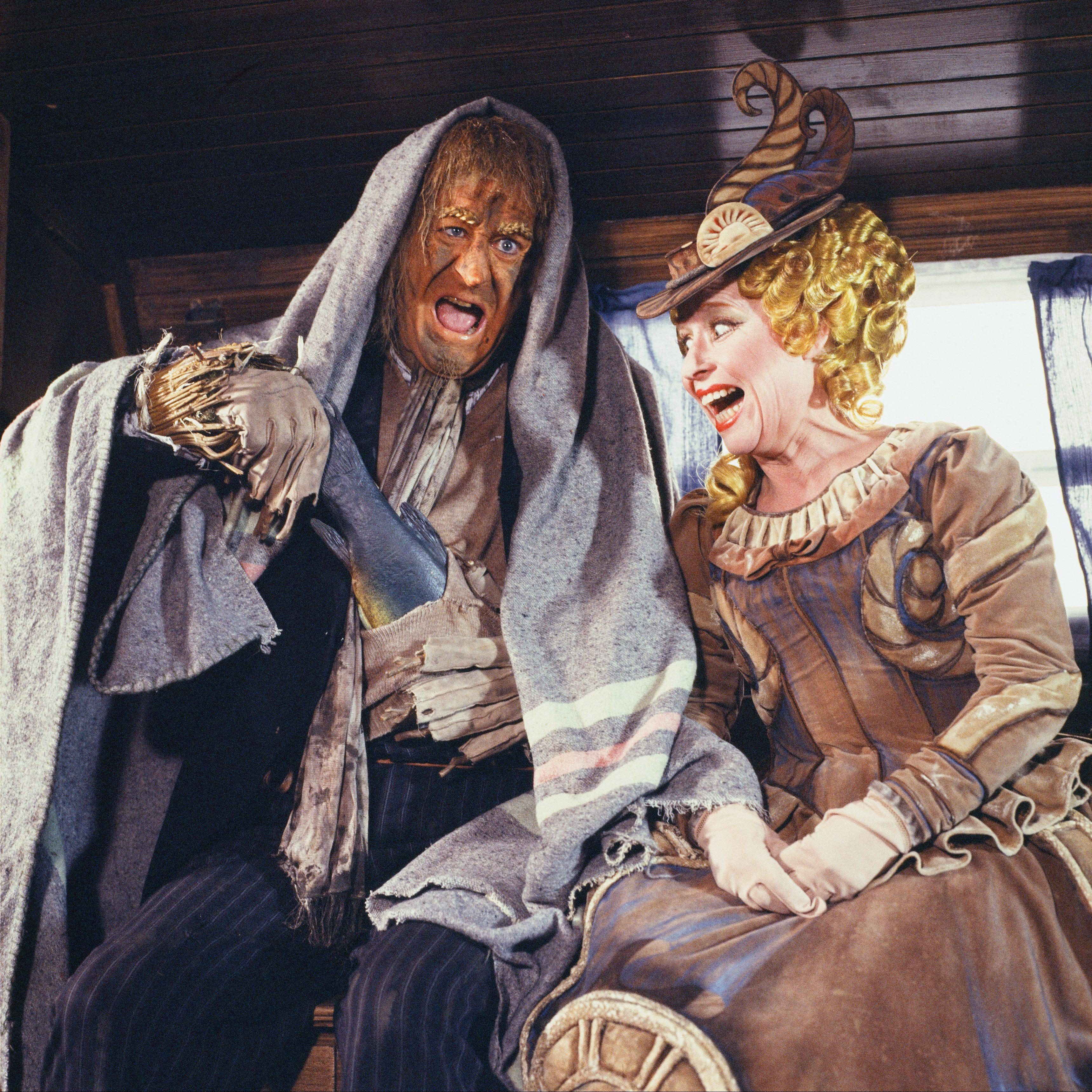 nintchdbpict000205983461 e1571738573379 Peter Jackson Did The Special Effects, And 19 Other Facts About Worzel Gummidge