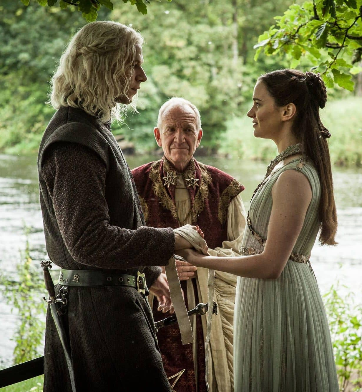 rhaegarandlyanna e1572431938954 New Game Of Thrones Prequel Series House Of The Dragon Commissioned By HBO