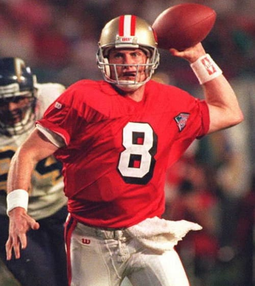 steve young 20 Facts You Probably Didn't Know About There's Something About Mary!