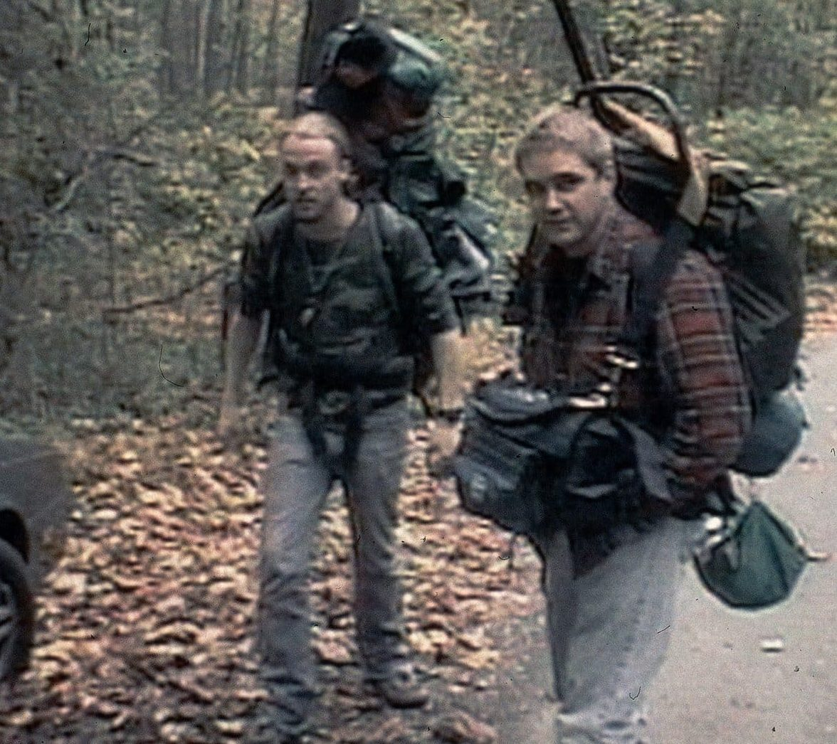 the blair witch project joshua leonard and michael c williams e1623076186925 Films 'Based On A True Story' That Completely Lied To Us