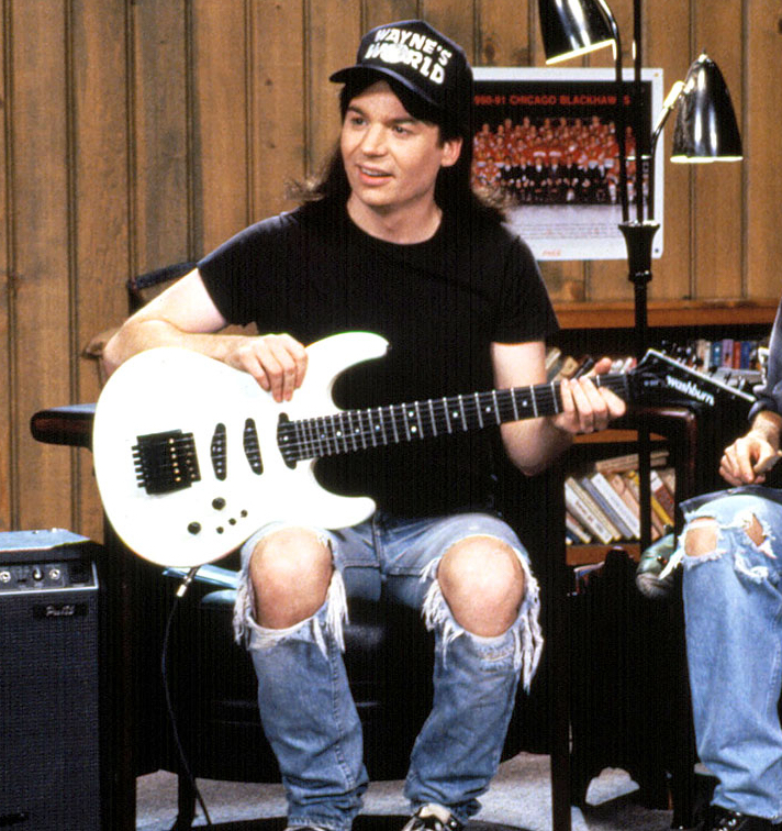 waynes world 25th anniversary 10 things you didnt know read de290c51 c9bb 45ab 9860 1ff4a9fac54f 25 Things You Need To Know About Bohemian Rhapsody