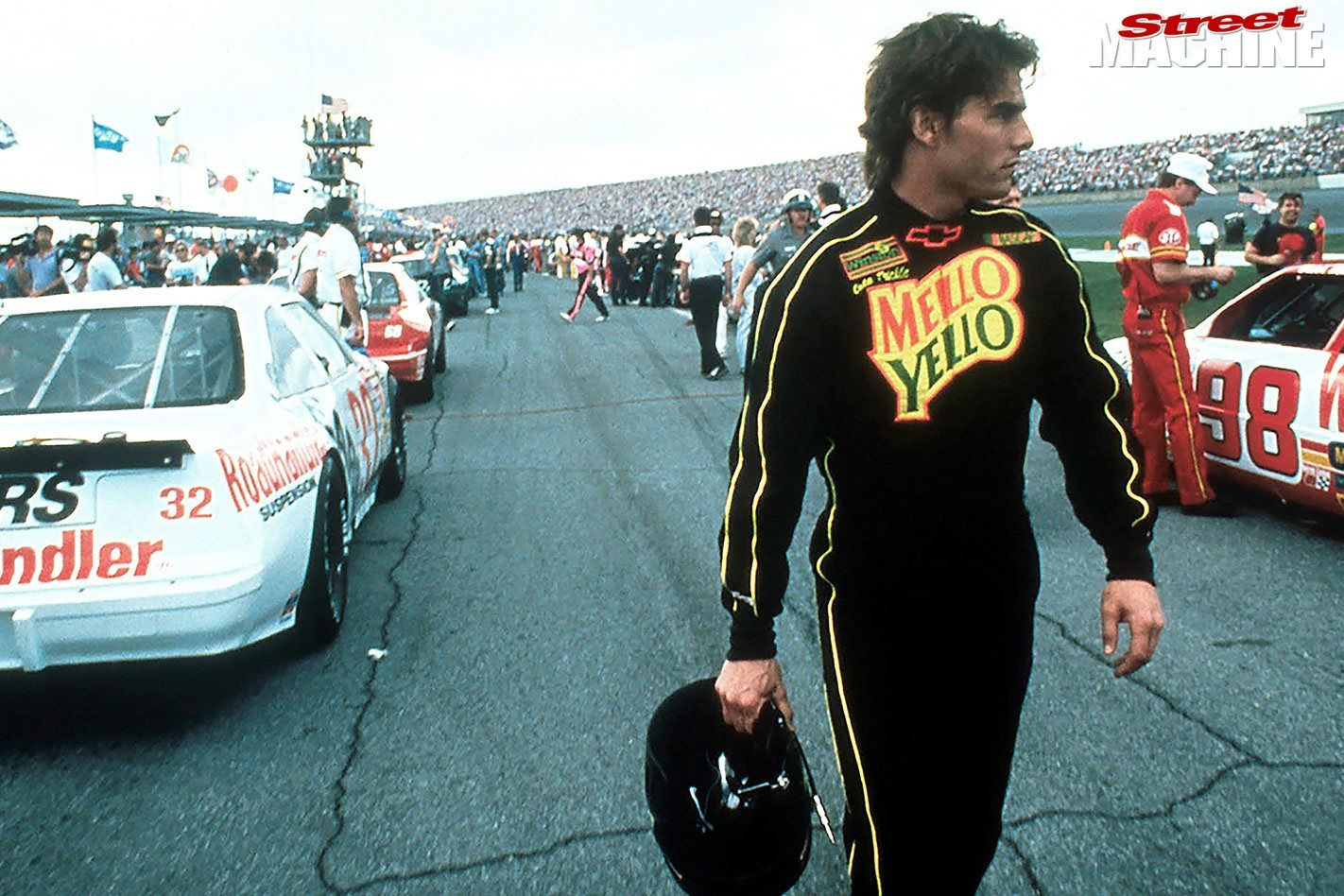 1 58 20 Facts About Days of Thunder You'll Never Tire Of