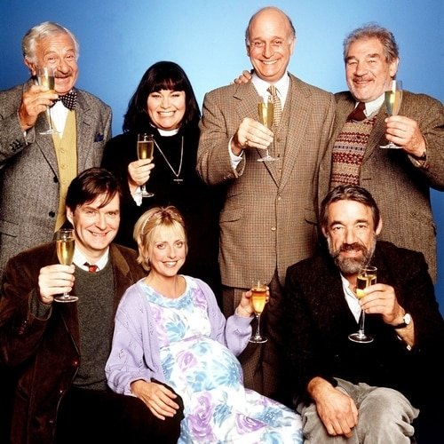 10 14 10 Holy Facts About The Vicar Of Dibley