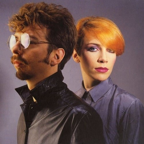 10 7 20 Sweet Facts About Pop Icons Eurythmics