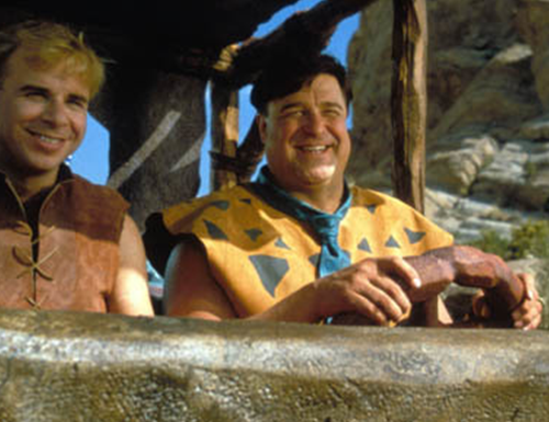 10Director e1617659104222 20 Prehistoric Facts You Probably Never Knew About The Flintstones Movie