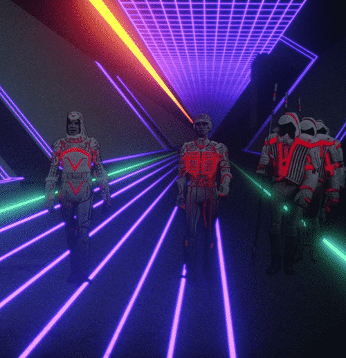 10Staff 20 Facts That'll Put A New Spin On Tron