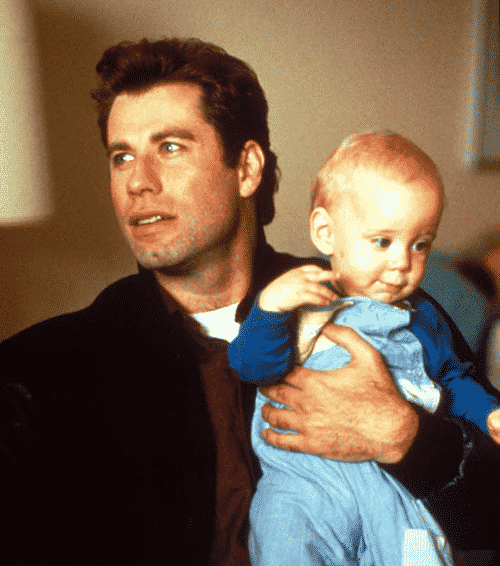 10Travolta 10 Things You Never Knew About Look Who's Talking