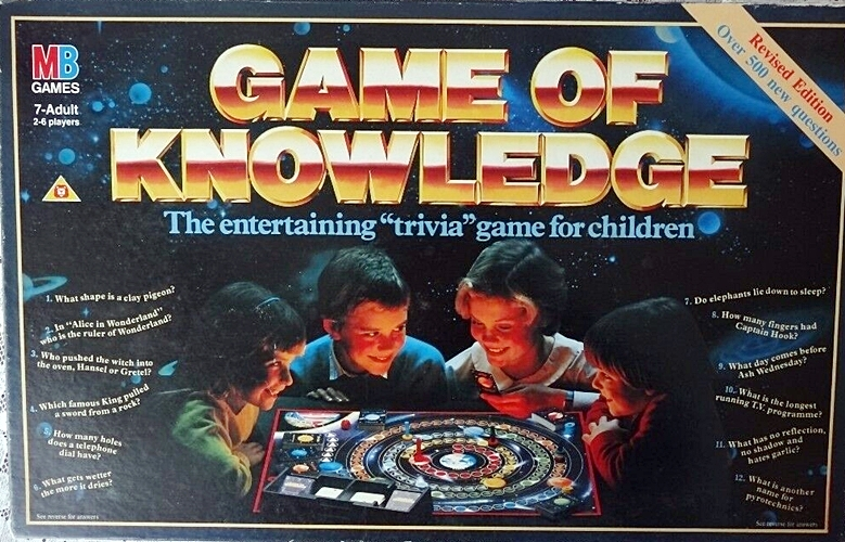 11 17 14 Board Games From The 1980s You'd Forgotten Even Existed