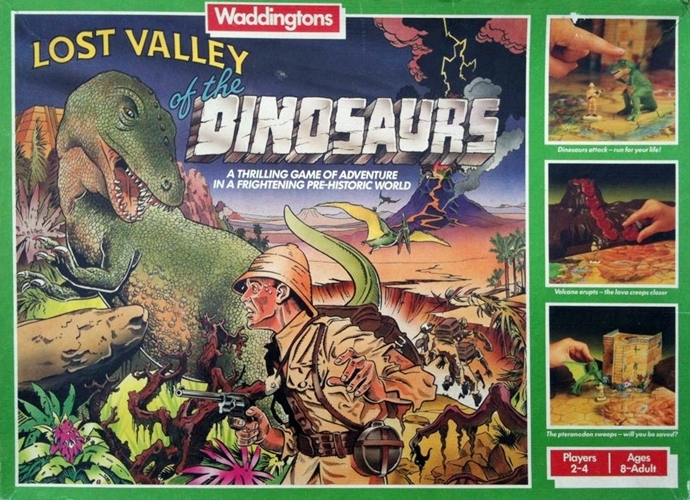 12 17 14 Board Games From The 1980s You'd Forgotten Even Existed